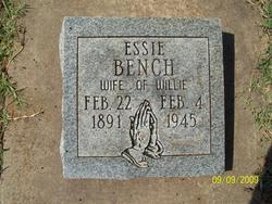 Essie <i>Melton</i> Bench