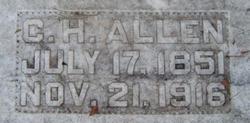Churchwell H. Church Allen
