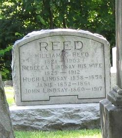 John Lindsay Reed