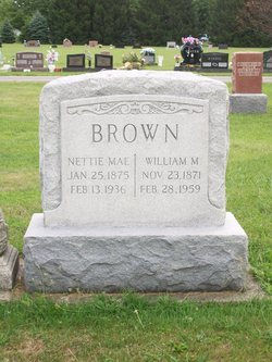 William M Brown