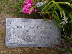 John Ira Tannahill