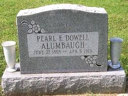 Pearl Ellen <i>Dowell (Archer)</i> Alumbaugh