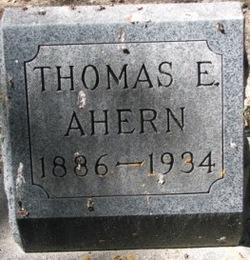 Thomas E Ahern