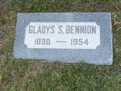 Gladys Elizabeth <i>Stewart</i> Bennion