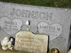 Loretta M Johnson