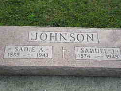 Sada A Sadie <i>Godette</i> Johnson