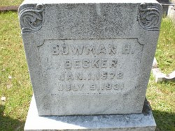 Bowman H. Becker