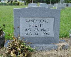 Wanda Kaye Powell