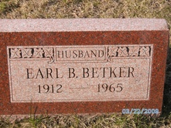 Earl B. Betker