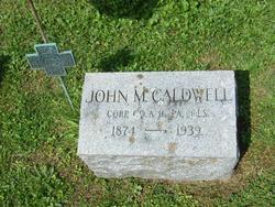 John Manley Caldwell