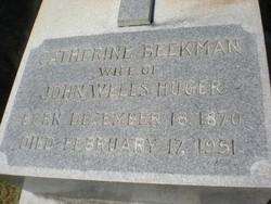 Catherine Alexander <i>Beekman</i> Huger