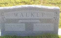 Maggie Belle <i>Barham</i> Walker