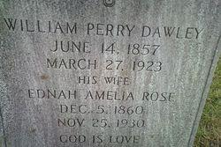 William Perry Dawley