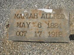 Mariah <i>Clements</i> Allred