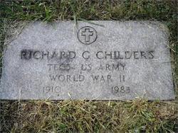 Richard G Childers