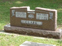 Don Cyril Clark
