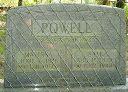 Malissa Powell
