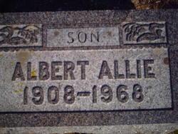 Albert Allie