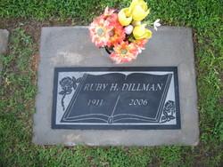 Ruby Hazel <i>Barker</i> Dillman