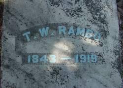 Pvt Thomas Warren Rambo