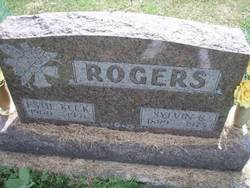 Sylvin E Rogers