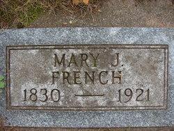 Mary Jane <i>Mower</i> French