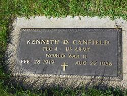 Kenneth D. Canfield