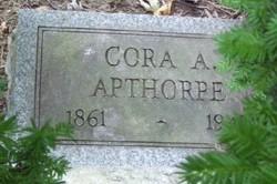 Cora <i>Ruggles</i> Apthorp