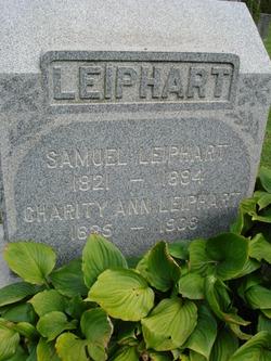 Pvt Samuel Leiphart