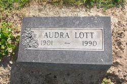 Zelma Audra <i>Powell</i> Lott