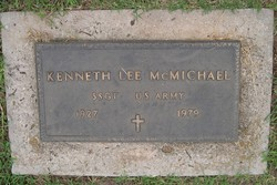 Kenneth Lee McMichael