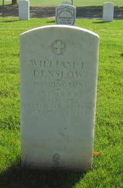 William Everett Denslow