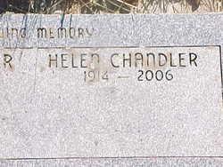 Helen Joan <i>Ohms</i> Chandler