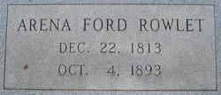 Arena <i>Ford</i> Rowlett