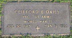 Clifford E. Daily