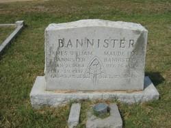 Maude Lee <i>Caldwell</i> Bannister