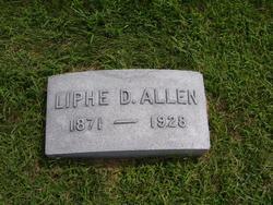 Eliphalet Dunn Liphe Allen