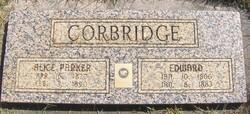 Alice <i>Parker</i> Corbridge