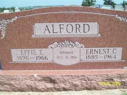 Earnest Cleveland Alford