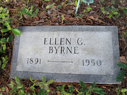 Ellen Gertrude Byrne