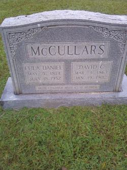 Eula <i>Bryant</i> McCullars