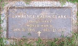 Lawrence Ralph Clark