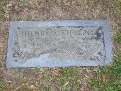 Henry A Stelling