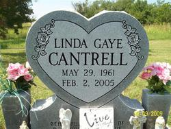 Linda Gaye Cantrell