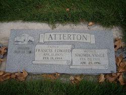 Francis Edward Atterton