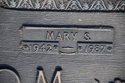 Mary Katherine <i>Smith</i> Croom