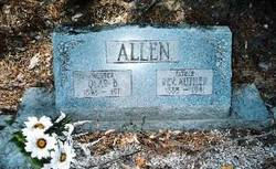 Rev Auther Allen