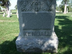 Ann Julia <i>Lincoln</i> Kendall