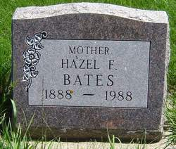 Hazel Fern <i>Wheeler</i> Bates