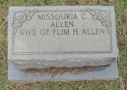 Missouria <i>Cosby</i> Allen